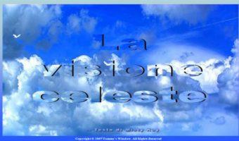La visione celeste