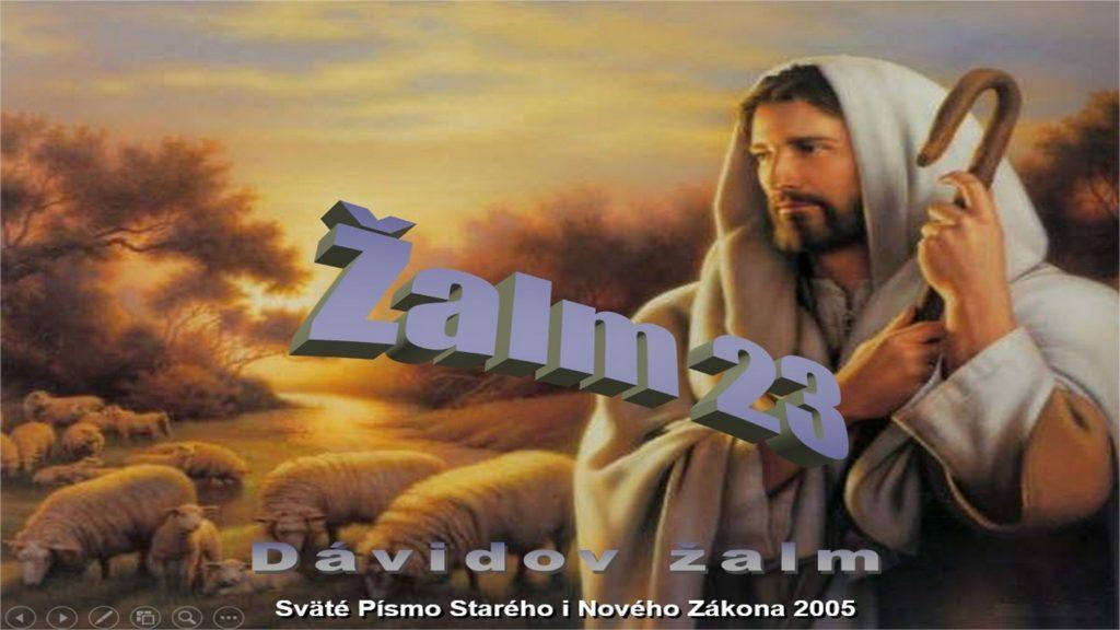 Žalm 23
