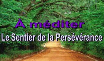 Le Sentier de la Persévérance