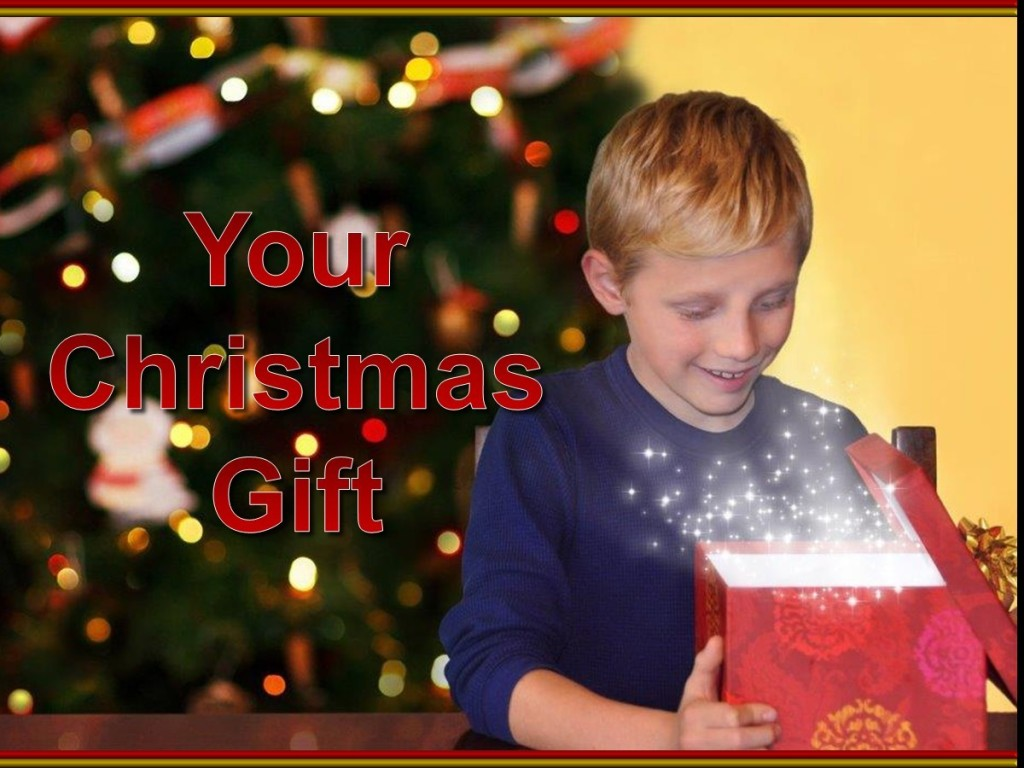 Your Chirstmas Gift - A Christmas show - Tommy\'s Window