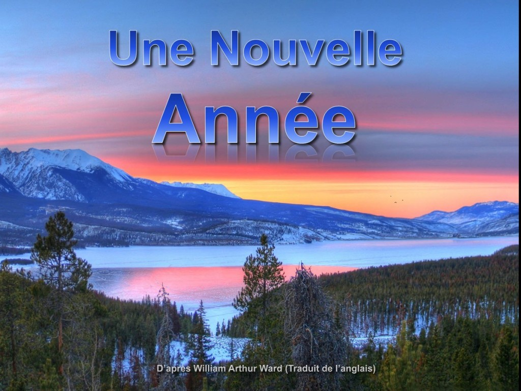 Une Nouvelle Année [French: Another Year]