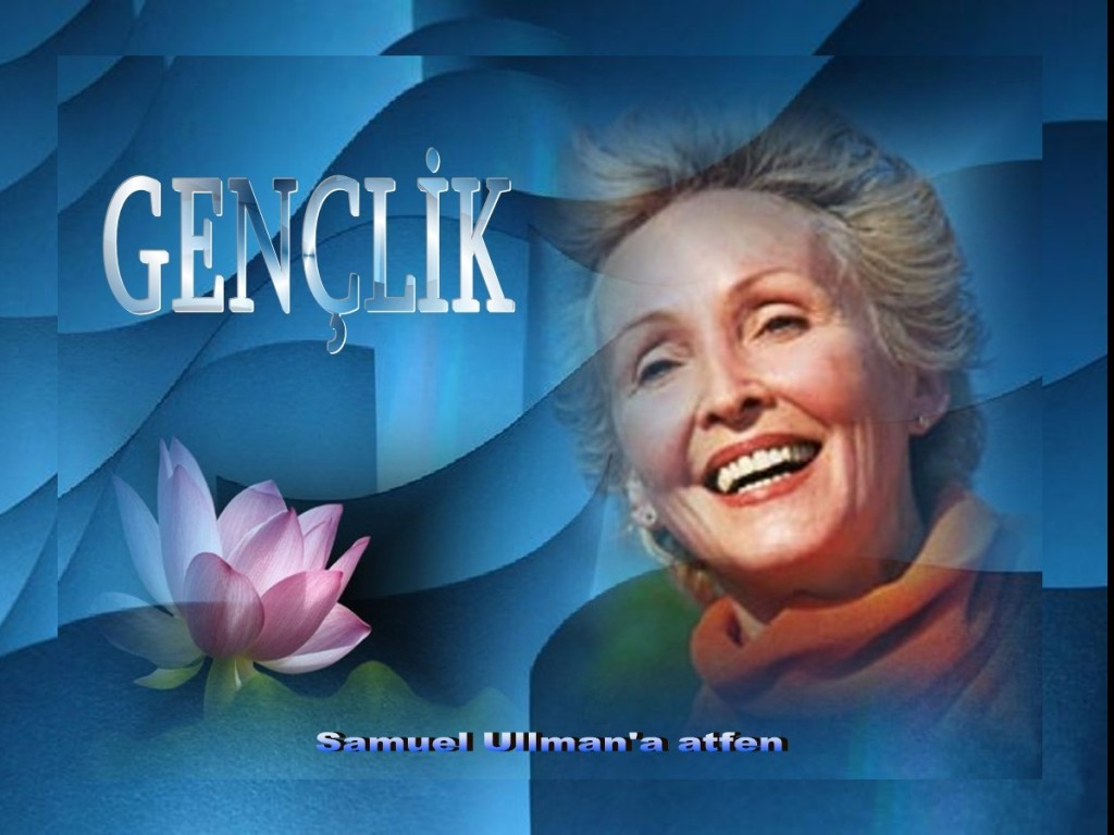 GENÇLİK [Turkish: Youth]
