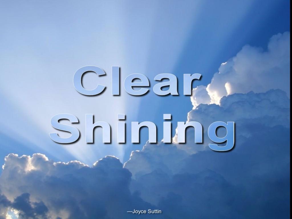 Clear Shining