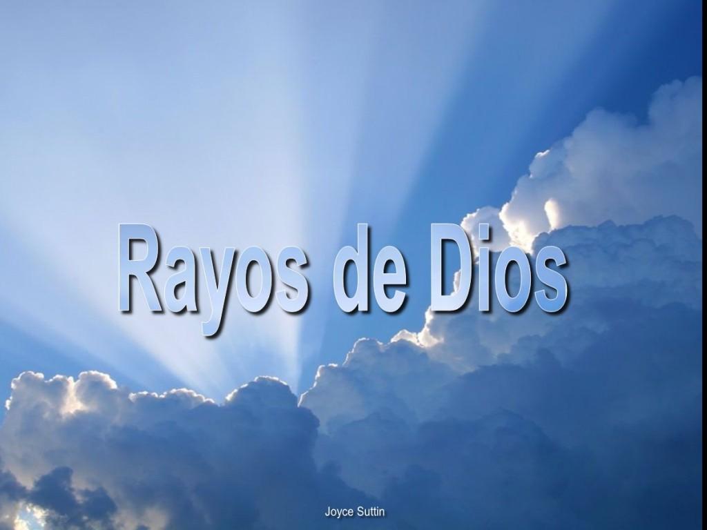 Rayos de Dios [Clear Shining]