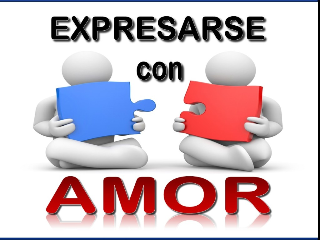 Expresarse con amor [Loving Presentation]