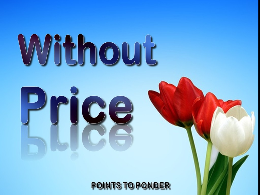 Without Price
