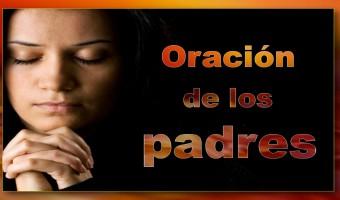 Oración de los padres