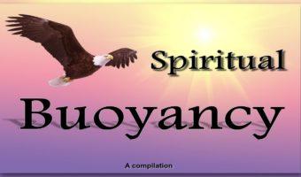 Spiritual Bouyancy