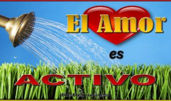 El amor es activo
