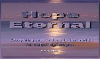 Hope Eternal