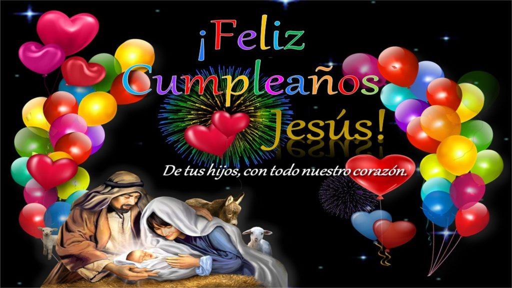Feliz Cumpleanos En Portuguese: ¡Feliz Cumpleaños, Jesús!