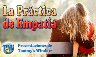La práctica de empatía