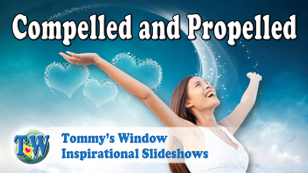 ffdbdc7f57e2bf Compelled and Propelled – Tommy s Window Compelled and Propelled - A ...