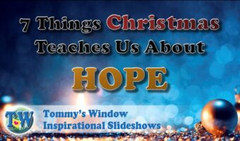 7 Things Christmas Teaches About Hope