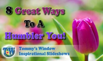 Eight Great Ways to a Humbler You