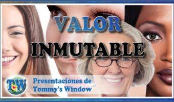 Valor inmutable